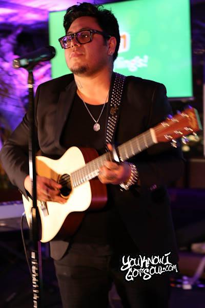 Andrew Garcia Gain Event Empire Hotel 2014-2