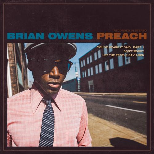 Brian Owens Preach