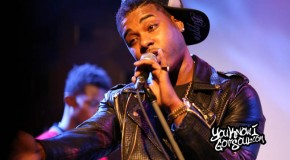 "CJ Hilton Performing ""I Luv It"" Live at SOBs in NYC 1/15/14"