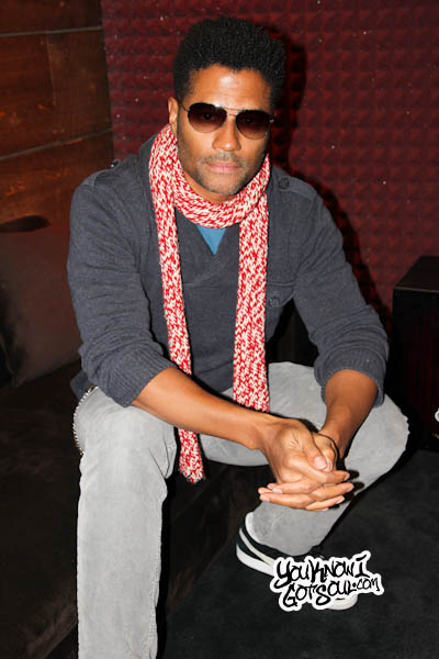 Eric Benet YouKnowIGotSoul 2013 1 YKIGS Live: Eric Benet Talks Signing Calvin Richardson & Goapele, Finding Stars in the Subway, New Music