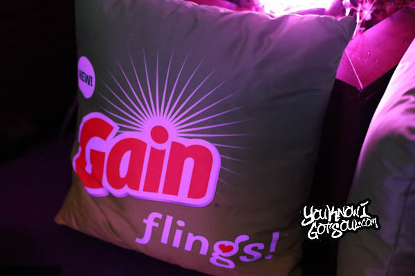 Gain Pillow Gain Event Empire Hotel 2014-1