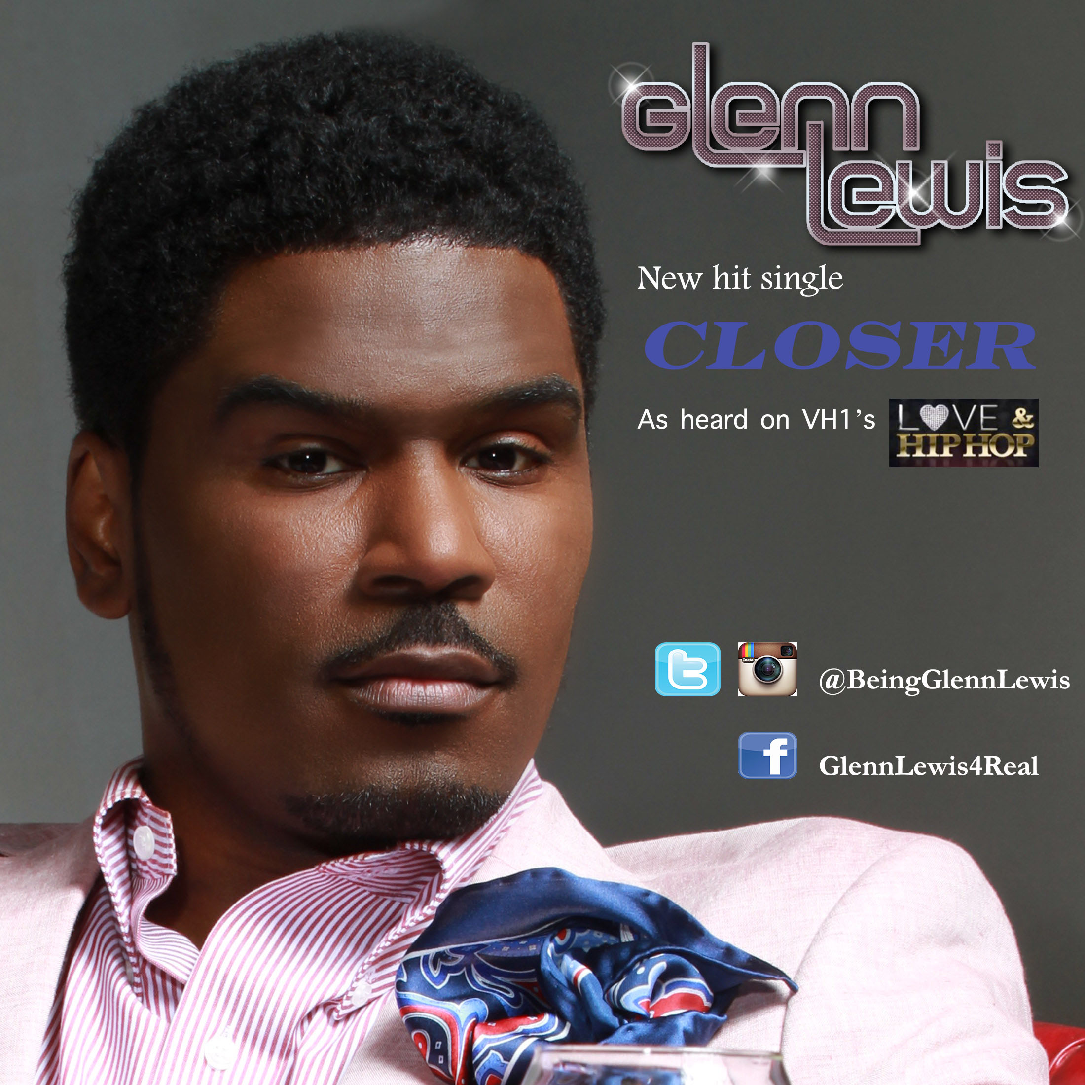 Glenn Lewis Closer Glenn Lewis Closer (Produced by Carvin & Ivan)