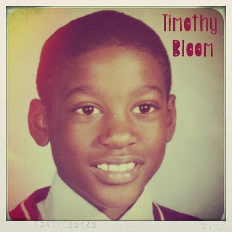 Timothy Bloom Cover