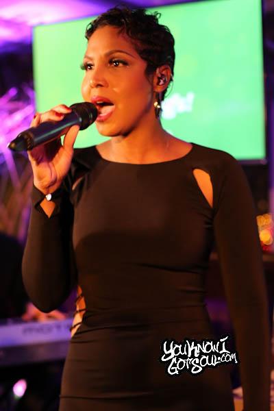 Toni Braxton Gain Event Empire Hotel 2014-3
