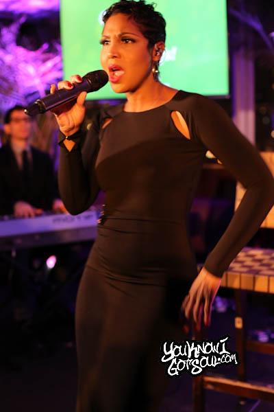 Toni Braxton Gain Event Empire Hotel 2014-4