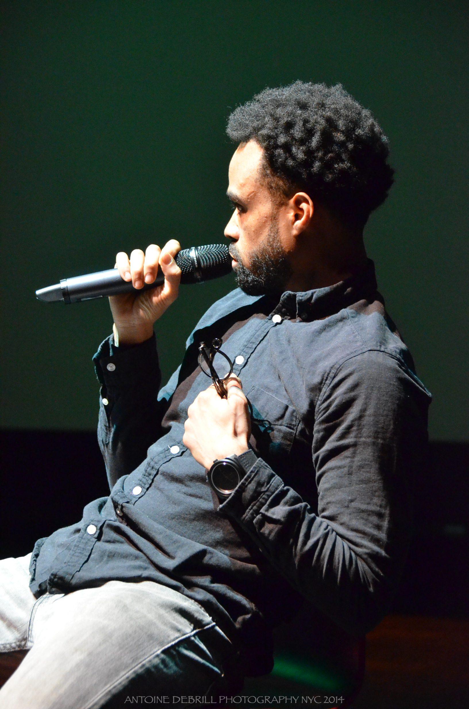 Bilal Harlem Soundstage 2014