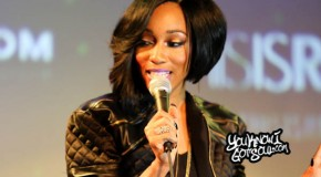 """Dondria Performing """"You're the One"""" & """"Coat Tail"""" Live at Sol Village at SOBs 2/19/14"""