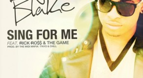"Elijah Blake ""Sing For Me"" Featuring Rick Ross & The Game (Produced by Midi Mafia)"