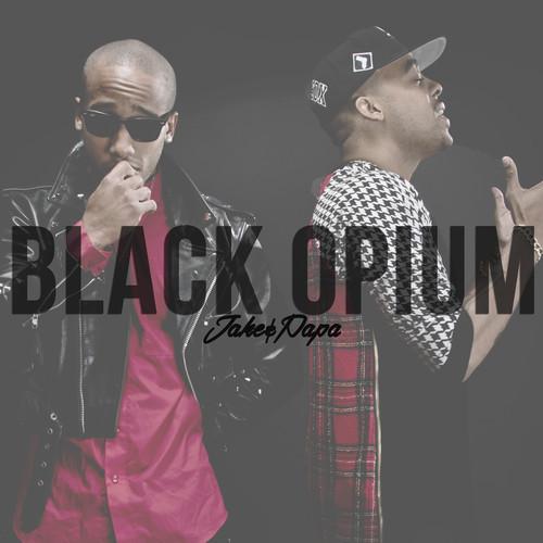 Jake&Papa Black Opium