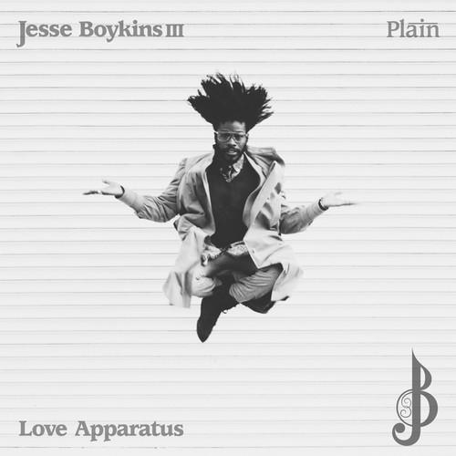 Jesse Boykins III Plain