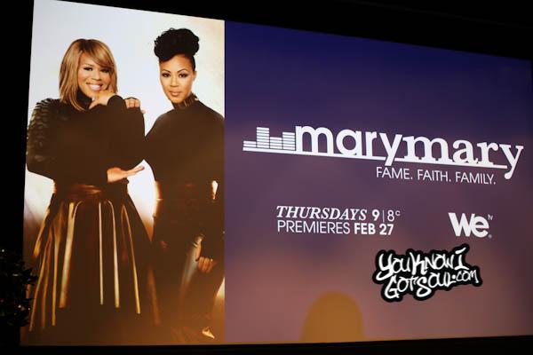 Mary Mary Reality Show Screening NYC 2014-2