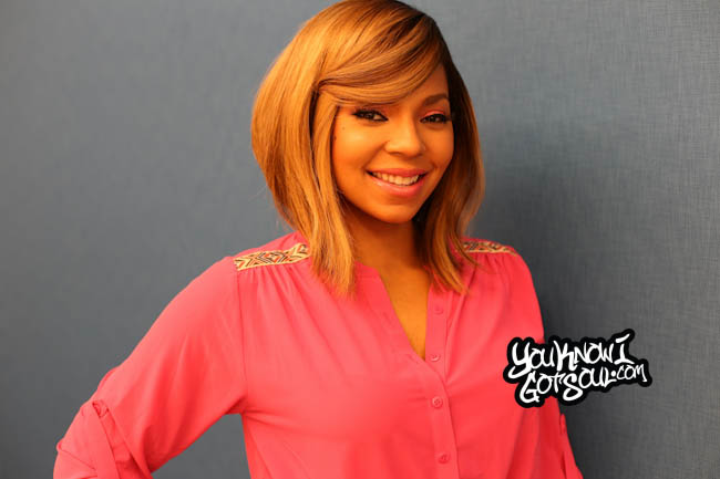 YKIGS Live: Ashanti Talks New Album, Being An Independent Artist & Dealing With Hate