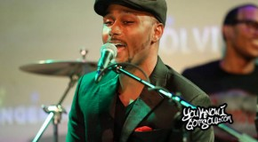 "Live Video: George Tandy Jr. Performing ""March"" Live at SOB's in NYC 3/19/14"
