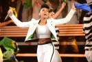 "Janelle Monae Performs ""What is Love"" on American Idol"