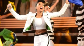 """Janelle Monae Performs """"What is Love"""" on American Idol"""