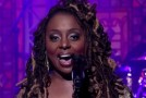 "New Video: Ledisi Performs ""I Blame You"" on Late Show with David Letterman"