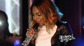 Recap & Photos: Ashanti Performs at B.B. King's in NYC 4/1/14