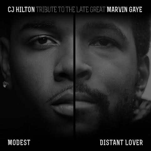 CJ Hilton Marvin Gaye Tribute