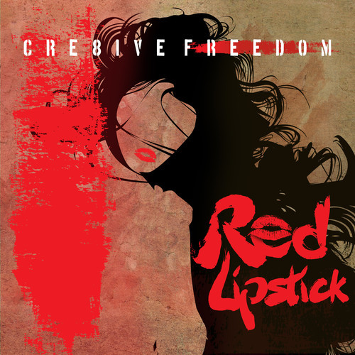 Cre8tive Freedom Red Lipstick