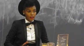 Janelle Monáe Awarded Women's Center Award for Achievement in Arts and Media at Harvard College