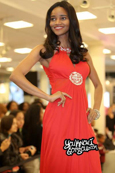 Mack Wilds Macys Herald Square Prom 2014-2