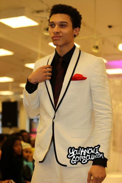 Mack Wilds Macys Herald Square Prom 2014-3