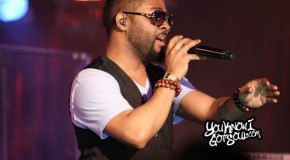 Recap & Photos: Musiq Soulchild Performs at BB Kings in NYC with Jupitr 4/25/14