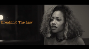 "New Music: Tiffany Evans ""Breaking the Law"" (Emeli Sande Cover)"
