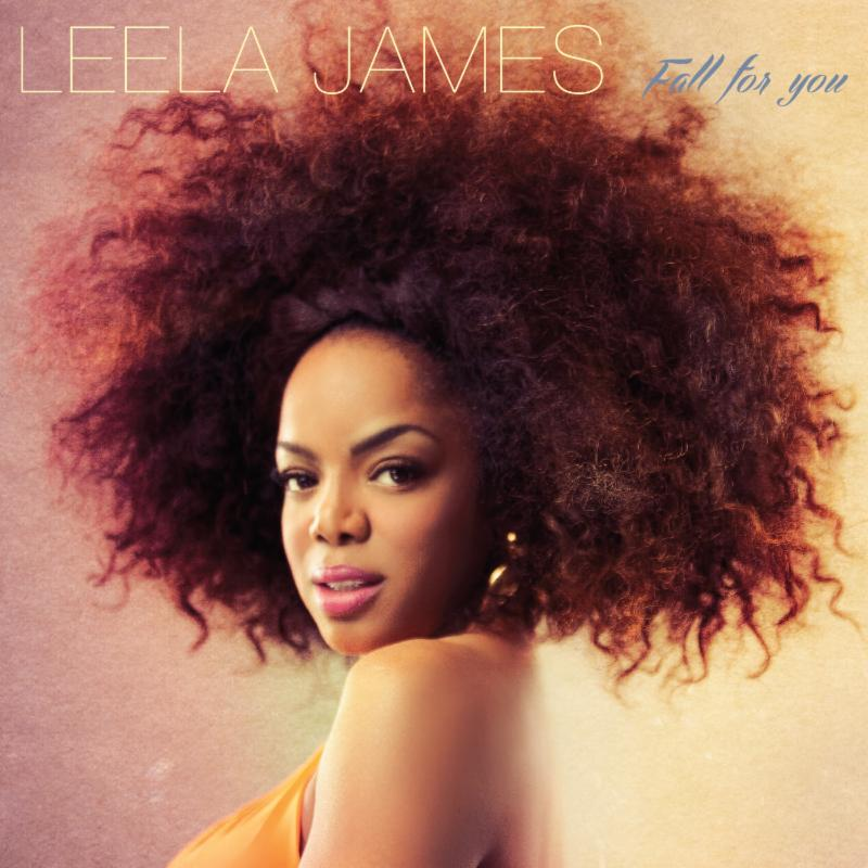 Leela James Announces New Album Fall For You to Release July 8th + Cover Art