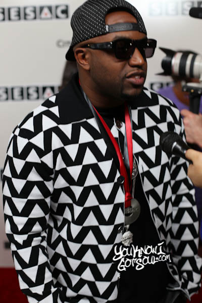 Rico Love Sesac Pop Music Awards NY Public Library 2014-1