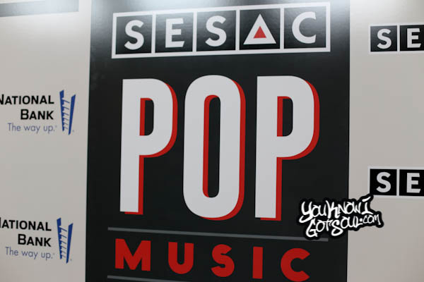 Sesac Pop Music Awards NY Public Library 2014-1