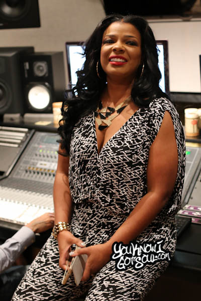 Syleena Johnson Couples Therapy Album Listening NYC 2014-1