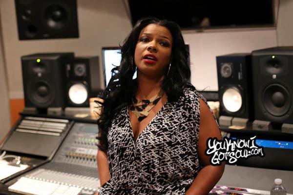 Syleena Johnson Couples Therapy Album Listening NYC 2014-2