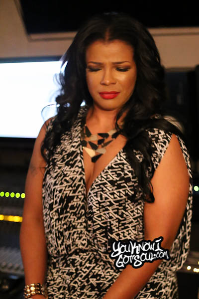Syleena Johnson Couples Therapy Album Listening NYC 2014-4