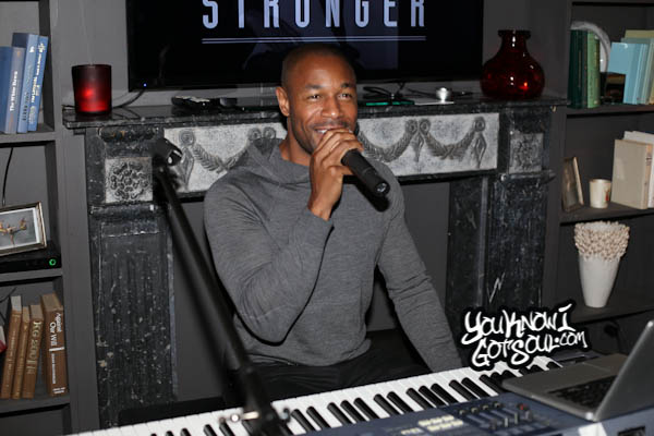 Tank Stronger Listening Event NYC 2014-2