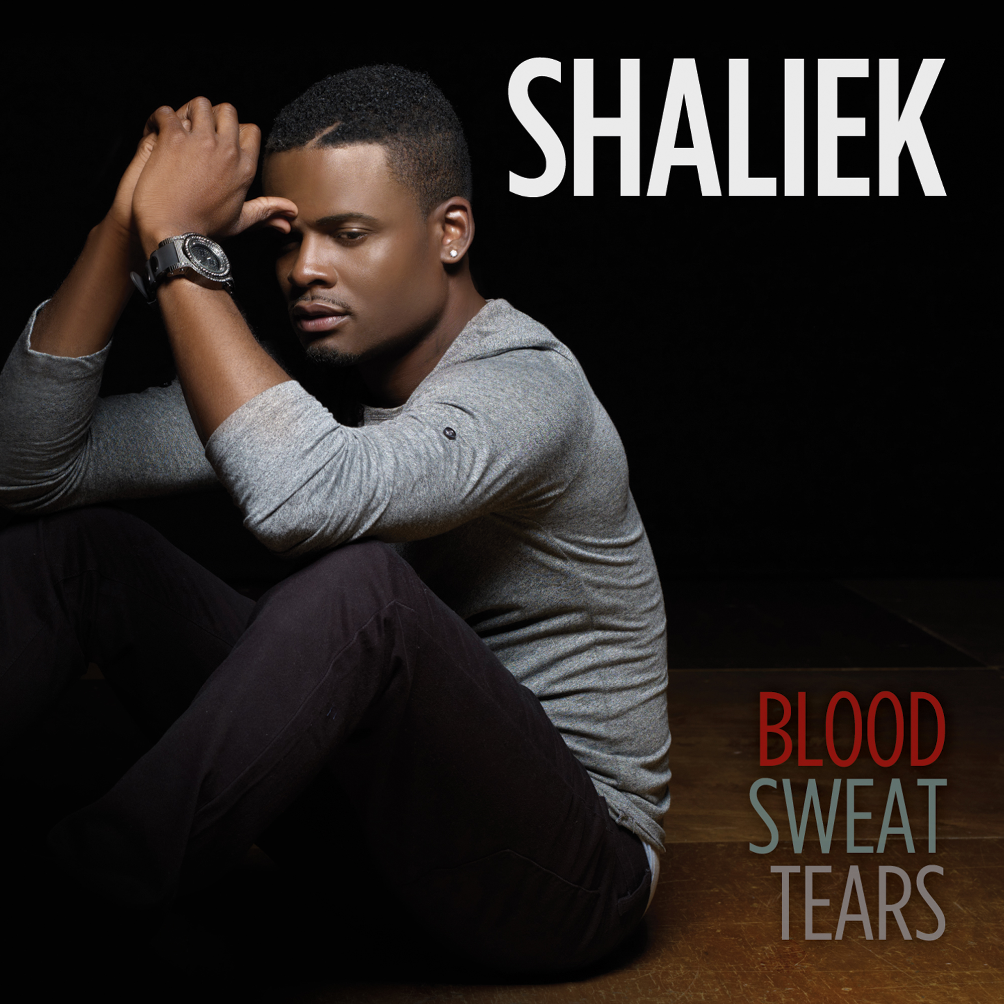 blood sweat tears Album Review: Shaliek Blood Sweat Tears