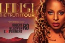 "Giveaway: Win Tickets to Ledisi ""The Truth"" Tour with Shaliek in Dallas & Houston"