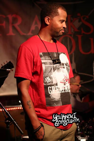 Lil John Roberts Frank's Lounge 2014-1