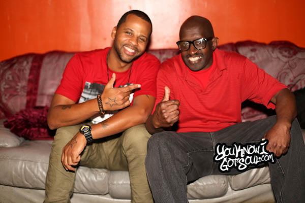 Lil John Roberts George Littlejohn Frank's Lounge 2014-1