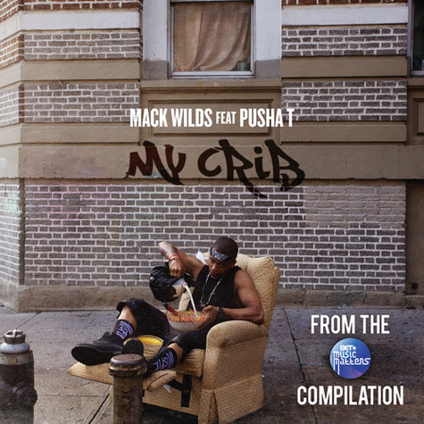 Mack Wilds My Crib Remix Pusha T