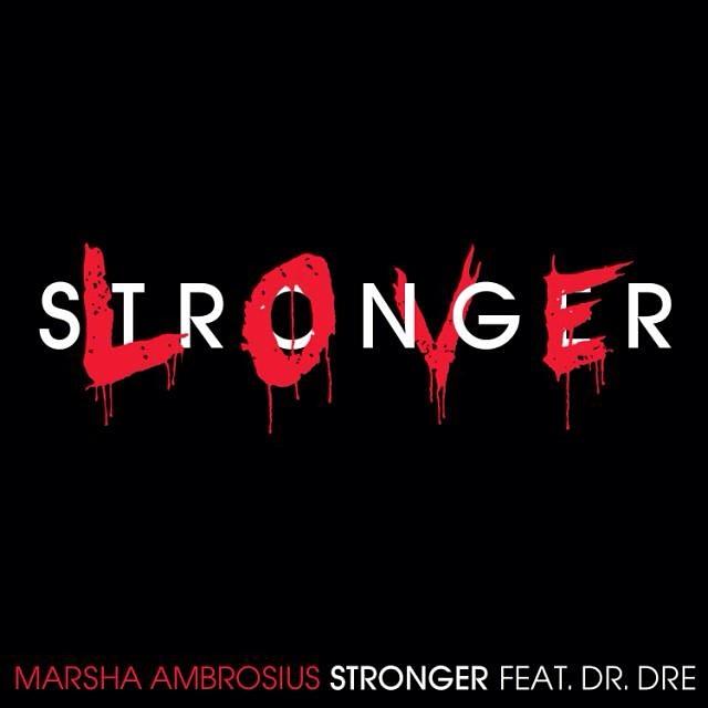 Marsha Ambrosius Stronger Dr Dre