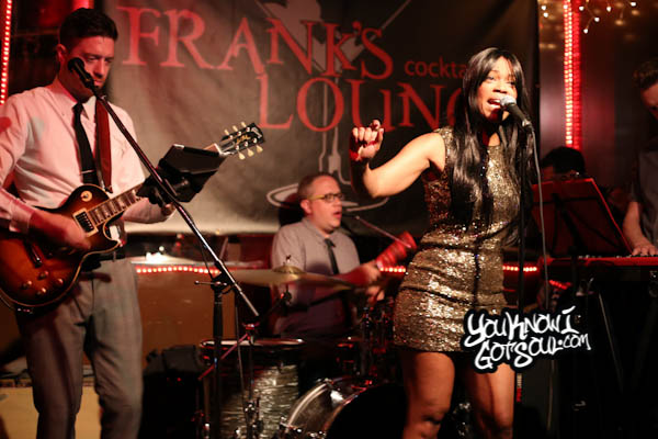 Meah Pace Frank's Lounge 2014-2