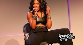 Recap & Photos: Sevyn Streeter Performs at the Apple Store Soho NYC 6/2/14