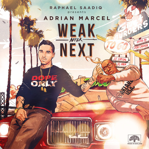 Adrian Marcel Weak After Next
