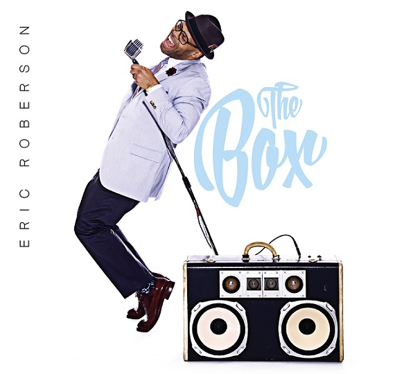 EricRoberson THEBOX Cover 01 Eric Roberson Releases Cover Art for New Album The Box, Set to Release August 12th