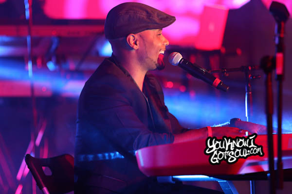 George Tandy Jr Essence Music Festival 2014-2