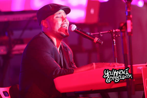 George Tandy Jr Essence Music Festival 2014-4