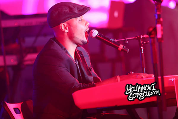 George Tandy Jr Essence Music Festival 2014-5