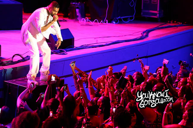 Recap & Photos: Joe, Tank, Ginuwine & Lyfe Jennings Perform in White Plans, NY 7/19/14