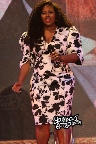 Jazmine Sullivan 365 Black Awards Performances 2014-2